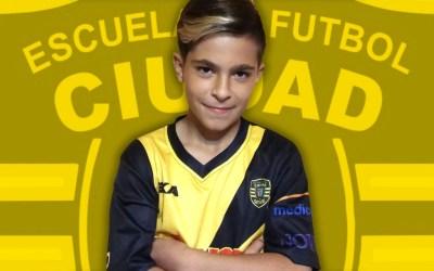 Ignacio Mayo nuestra representación en la Selección Madrileña Sub-14