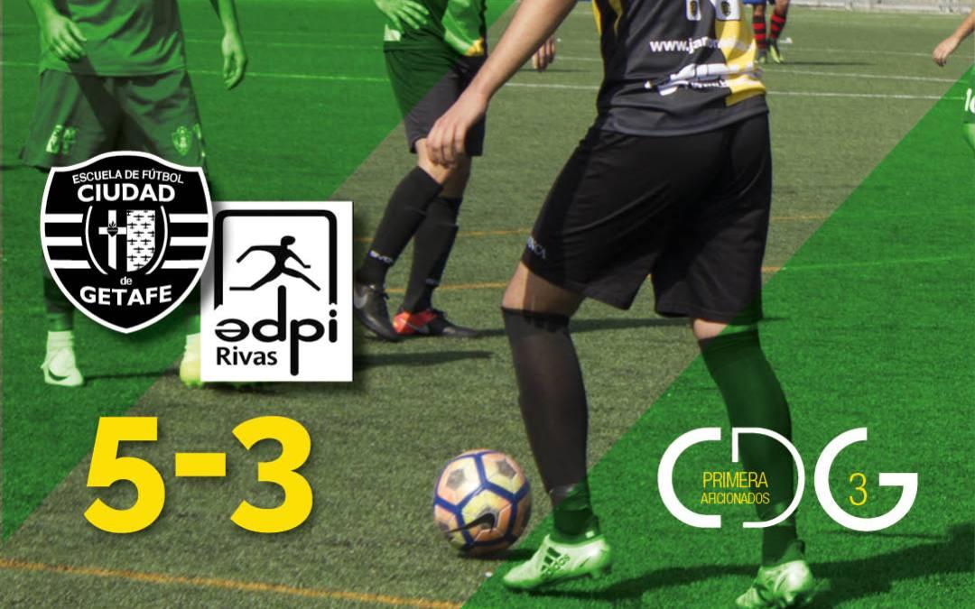 Ciudad de Getafe 5-3 ADPI Rivas