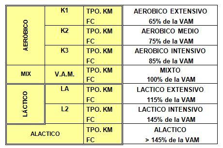 Resultado de imagen de velocidad aerobica maxima