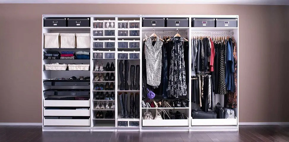Cmo optimizar el espacio en tu armario
