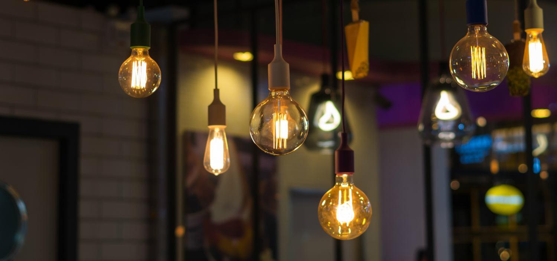 El encanto de las bombillas de filamentos LED