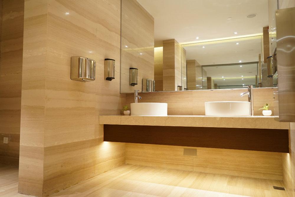 Diferentes ideas con iluminacin LED para baos