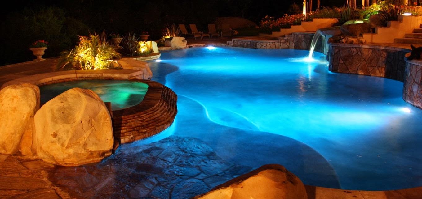 Iluminacin LED para piscinas  Blog efectoLEDcom
