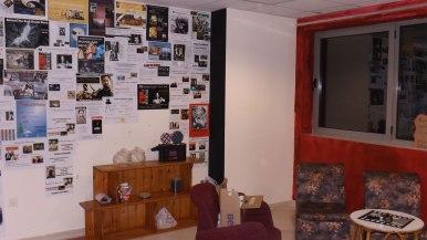 Δωμάτιο Κινηματογραφικής Ομάδας ΠΟΦΕΠΑ