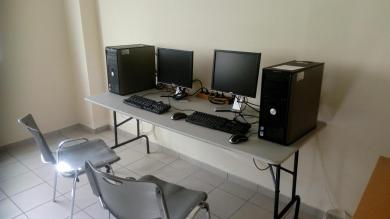 αίθουσα υπολογιστών