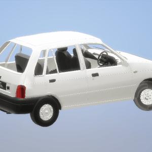 Suzuki Mehran 3D Model