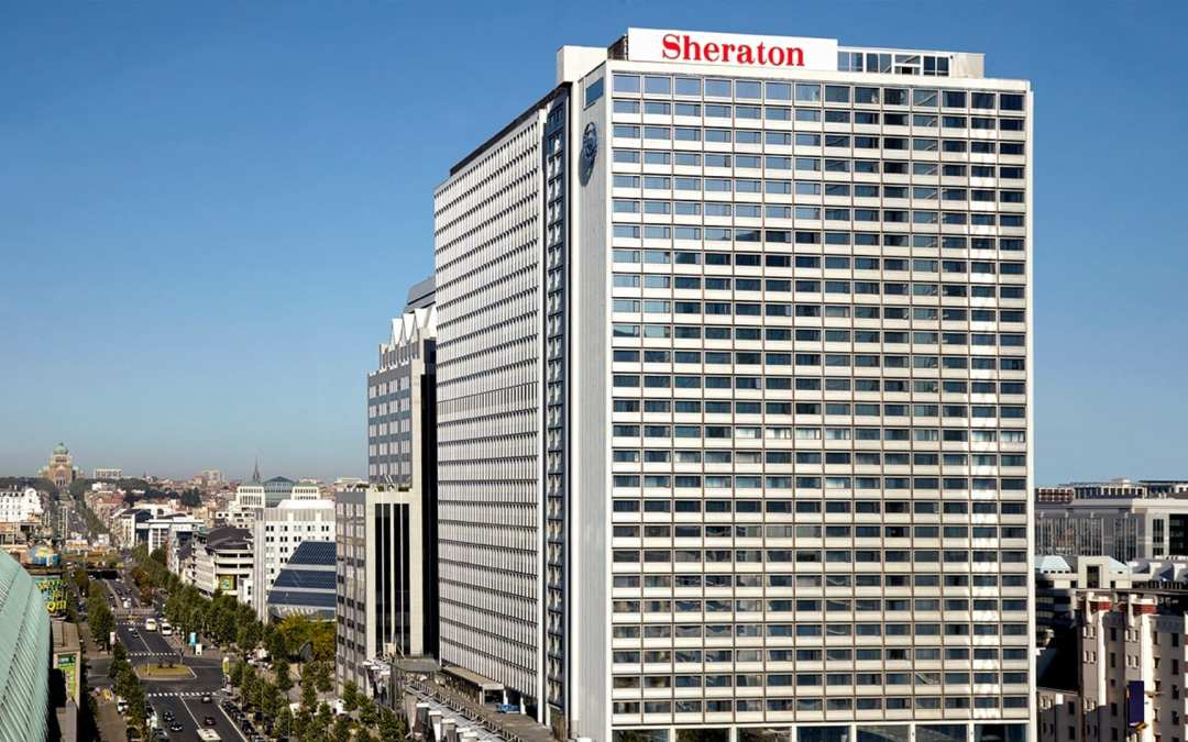 Solidarity with Sheraton Brussels workers