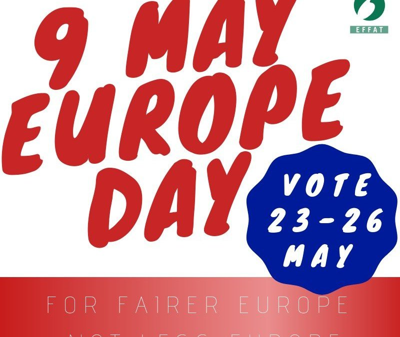 Choose a Fairer EU! Don't forget your vote for the #EUelections2019