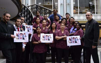 EFFAT joins worldwide call for workplace justice for Hotel Housekeepers