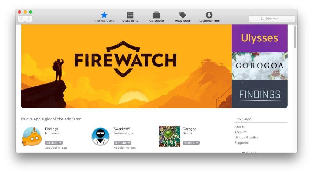 macOS - Apple - App Store