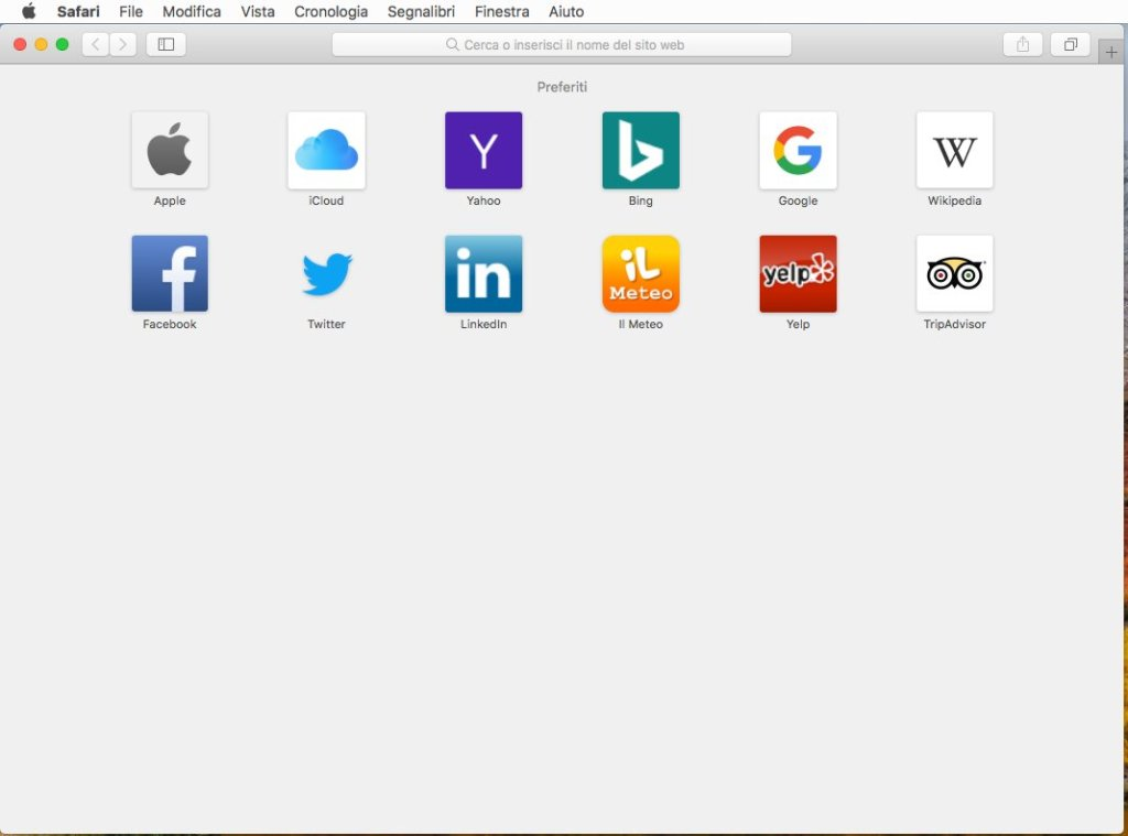 macOS - Apple - Safari