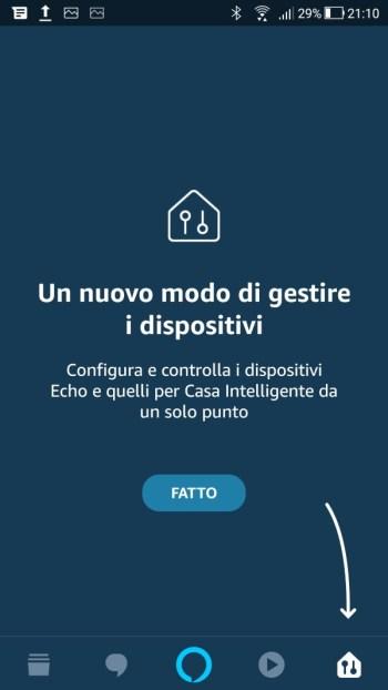 Amazon Alexa - Un nuovo modo di gestire i dispositivi