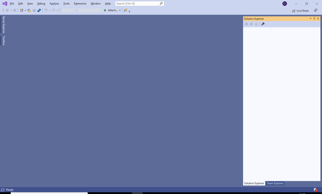 Microsoft Visual Studio 2019 - IDE - Inglese