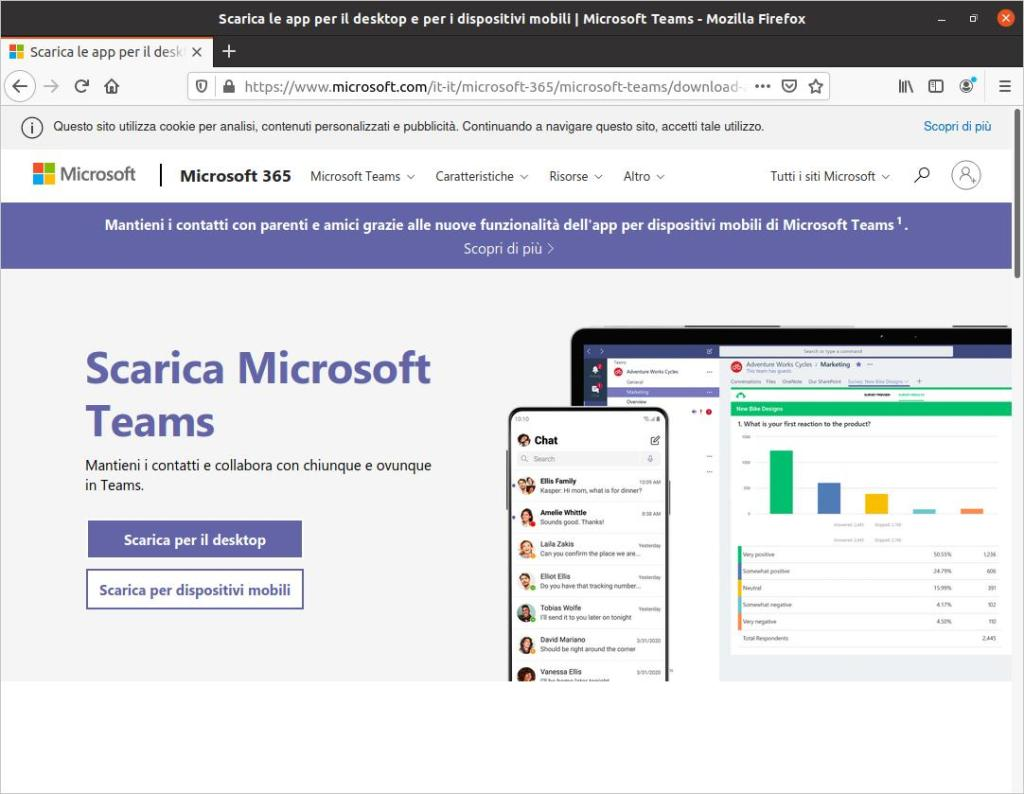Microsoft Teams Ubuntu - Home Page Download App