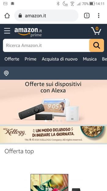 Amazon - Home