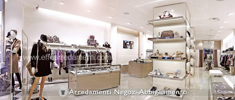 Arredamenti per Negozi Abbigliamento  Effe Arredamenti