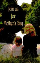 Mothers Day Invitation #1 IMAGE
