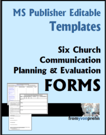 EDITABLE FORMS Cover
