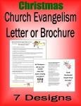 Christmas Evangelism Letter