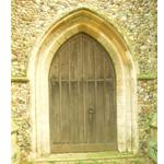 Church website=church door.