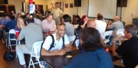 Follow-up after a church holiday outreach event: speed dating or relationship building?