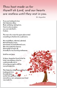 St. Augustine quote