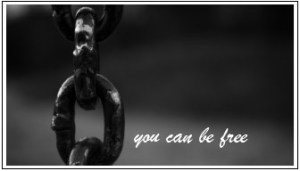 You can be free card