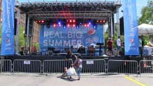 Summer outreach