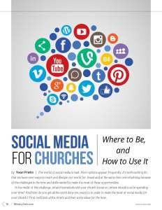 MinTech article on Social Media