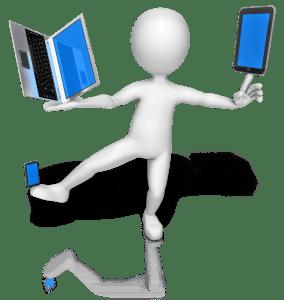 Multi-media challenges for church communicators