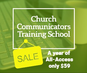 Church Communicators Training School SALE