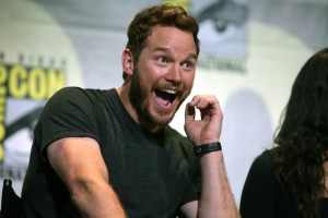 Chris Pratt can preach!