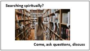 Seeker Church Business and Invitation Card