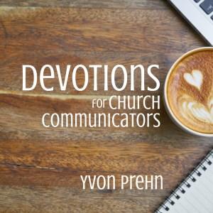 Devotions for Church Communicators Podcast