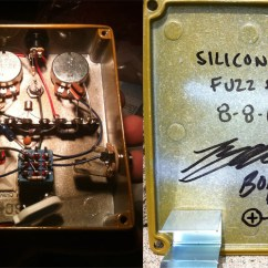 Fuzz Face Wiring Diagram Doctor Tweek V2 Clam Dissection 3pdt Manual Guitar Fx Layouts Creepy Fingers Effects Si Relay Interlock Jimi Hendrix