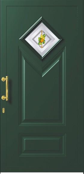 Porte blindate con pannello per esterno in alluminio prezzi  Effedue porte
