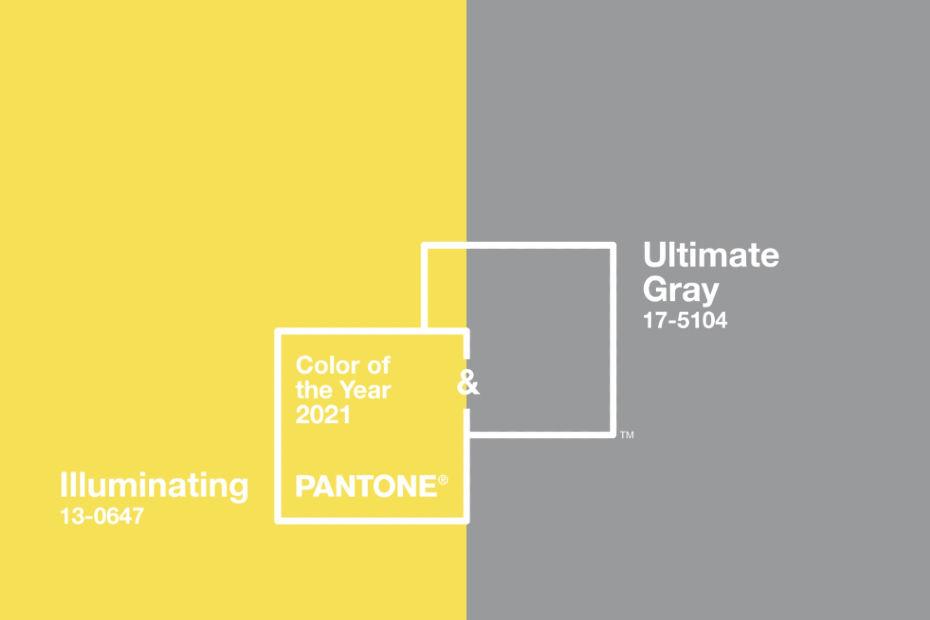 La couleur 2021 est...