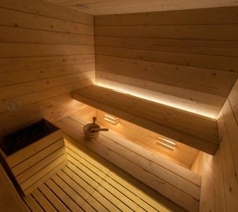 Realizzazioni di saune bagni turchi e spa per barche e yacht  Effegibi