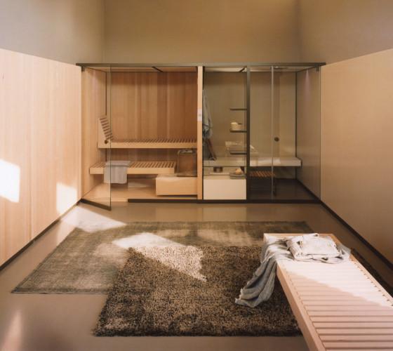 Sistemi sauna e hammam  Effegibi