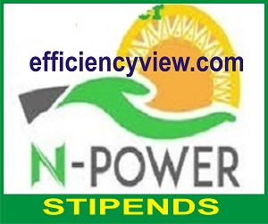 Photo of Npower Beneficiaries' Stipend/Salary to be paid from Friday March 6 2020- news update