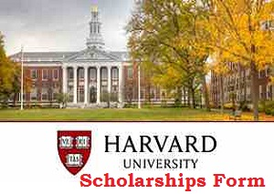 Photo of Harvard University Scholarships Undergraduates/Masters/PhD/MBA Registration Form Portal 2021/2022