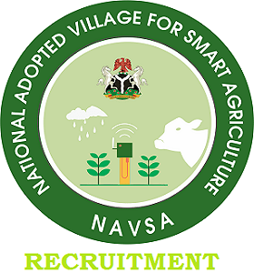 Photo of Link Portal for 2020/2021 National Adopted Village or Smart Agriculture (NAVSA) Recruitment Registration Form