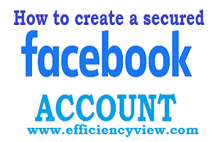 Photo of How to create a secured Facebook account to avoid hacking with System