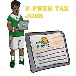 Npower Tax/VAIDS Recruitment Registration Form Portal 2020