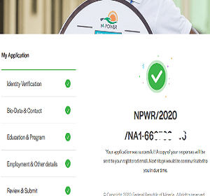 Photo of How to fill 2020 Npower Recruitment Registration Form successfully   4 Documents to be uploaded