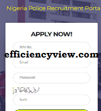 Photo of NPF Recruitment Requirements for 2020 Constable Jobs: create account here to login