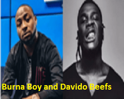 Photo of Burna Boy BET award winner opened up his beef with Davido Omo Baba Olowo