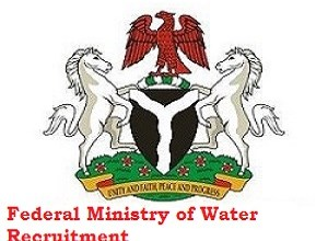 Photo of Federal Ministry of Water Recruitment for Administrative and Finance Officer 2020 apply here