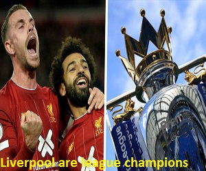 Photo of Liverpool FC crowned 2019/2020 Premier League Champions