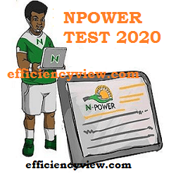 Npower Recruitment Batch C Assessment Test online 2020/2021 dates and time